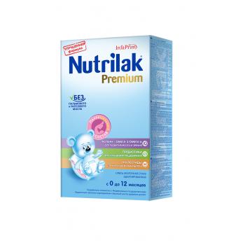Молочная смесь Nutrilak Premium 00-12 мес. 350 г