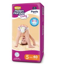 Трусики Helen Harper Baby junior (12-18 кг) 40 шт