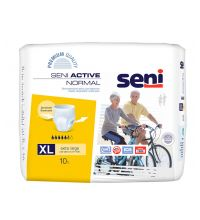 Трусики Seni Active Normal Extra Large 4, талия 120-160 см (10 шт) SE-096-XL10-RU0
