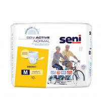 Трусики Seni Active Normal Medium 2, талия 80-110 см (10 шт) SE-096-ME10-RU0