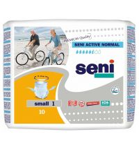 Трусики Seni Active Normal Small 1, талия 55-85 см (10 шт)