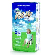 Трусики Skippy Pull Up XL (12-18 кг) 48 шт