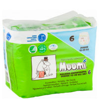 Трусики Muumi Junior (12-20 кг) 20 шт