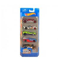 Игровой набор Hot Wheels Mattel из 5 машинок 1806
